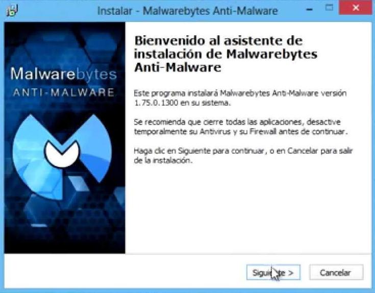 Descargar Malwarebytes para PC y MAC