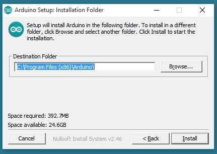 descargado el software en tu sistema operativo